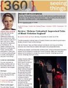 Tales of Bleak Victorian England, Austin American Statesman, December 2009