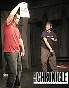 Hideout Improv Marathon, Austin Chronicle, July 2009