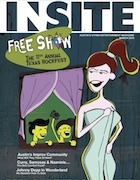 Austin's Improv Community, Something for Everyone: A Comedy Tonight, INsite Magazine, March 2010