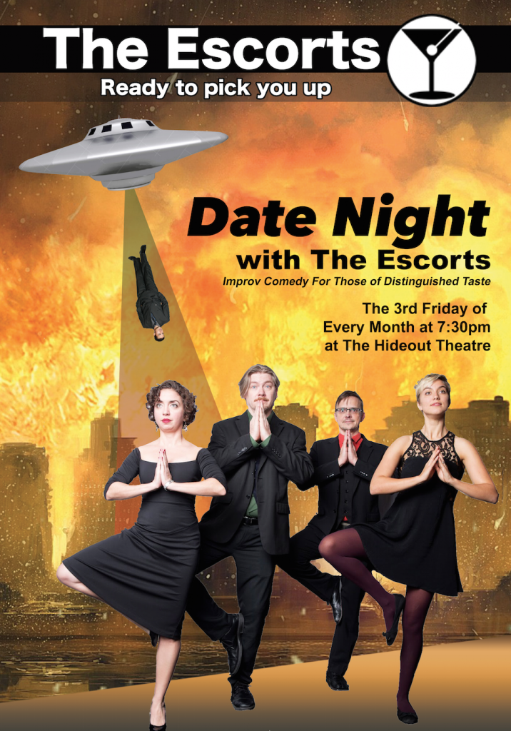 date night escort vestegnen