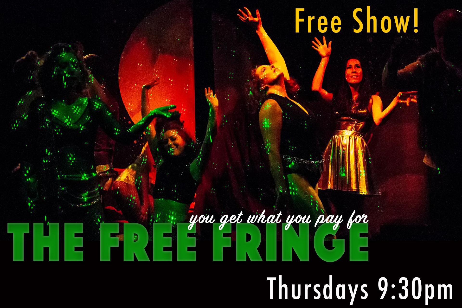 The Free Fringe - Virtual